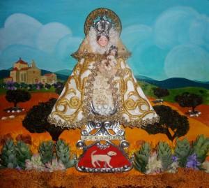 Virgen de Valdeximena